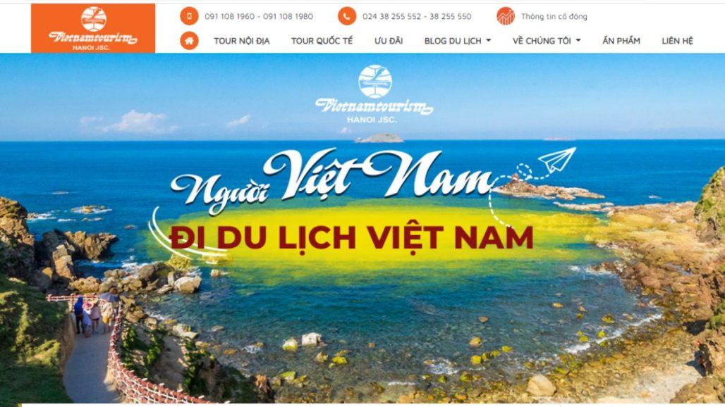 Top 10 công ty du lịch tốt nhất Việt Nam 2021