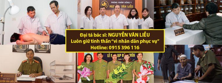 Top 10 phòng khám đông y tốt nhất Hà Nội 2021