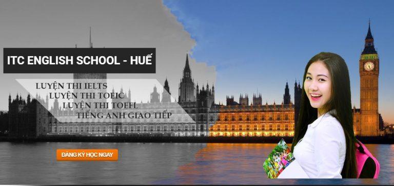 Top 10 trung tâm tiếng Anh tốt nhất ở Huế 2021