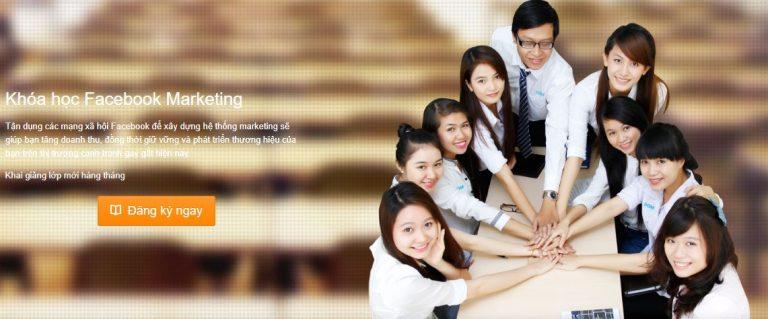 Top 10 trung tâm đào tạo Digital Marketing lớn nhất Việt Nam 2021
