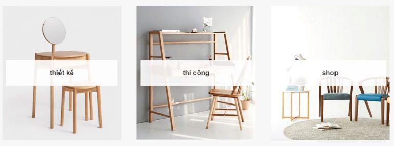 Top 10 công ty thi công nội thất tại Đà Nẵng 2021