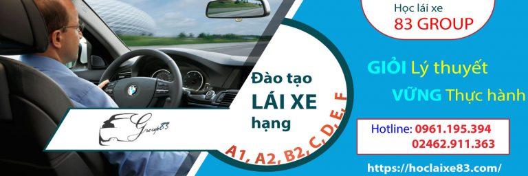 Top 10 Trung tâm đào tạo lái xe lớn uy tín tại Hà nội 2021
