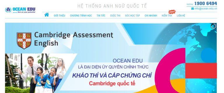 Top 10 trung tâm tiếng anh tốt nhất Bắc Ninh 2021