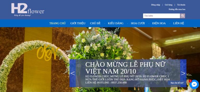 Top 10 shop hoa tươi uy tín tại TPHCM 2021
