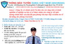Tuyển dụng Nhân Viên Bảo vệ, Vệ Sĩ, Lao động Phổ thông Lương cao nhất TP.HCM