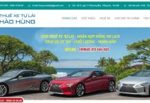 Top 10 công ty dịch vụ thuê xe uy tín tại Hà Nội 2021