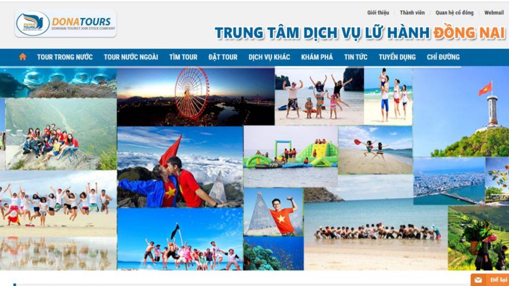 Top 8 công ty du lịch uy tín tại Đồng Nai 2021