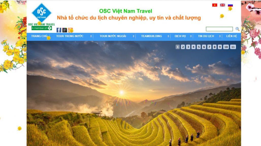 Top 5 công ty du lịch uy tín tại Bà Rịa Vũng Tàu 2021