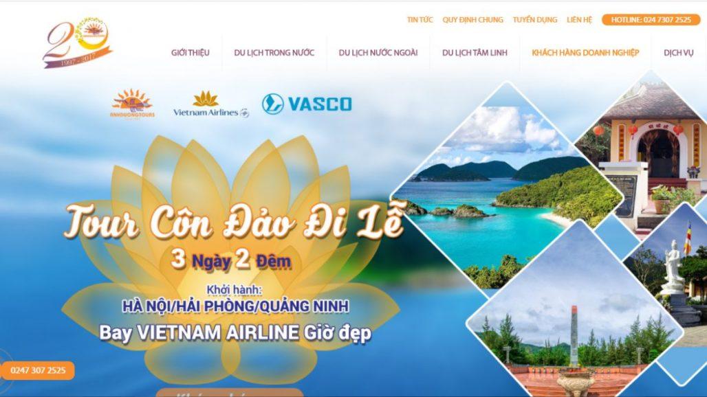 Top 9 công ty du lịch uy tín tại Hà Nội 2021