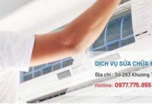 Top 10 công ty sửa máy lạnh tại Hà Nội năm 2021