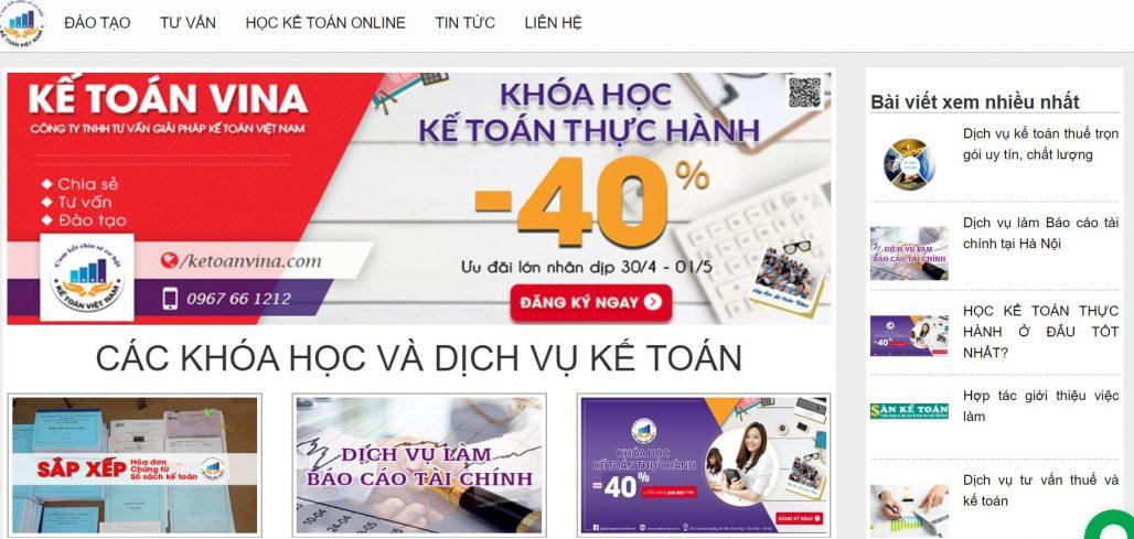 Công ty giải pháp kế toán Việt Nam