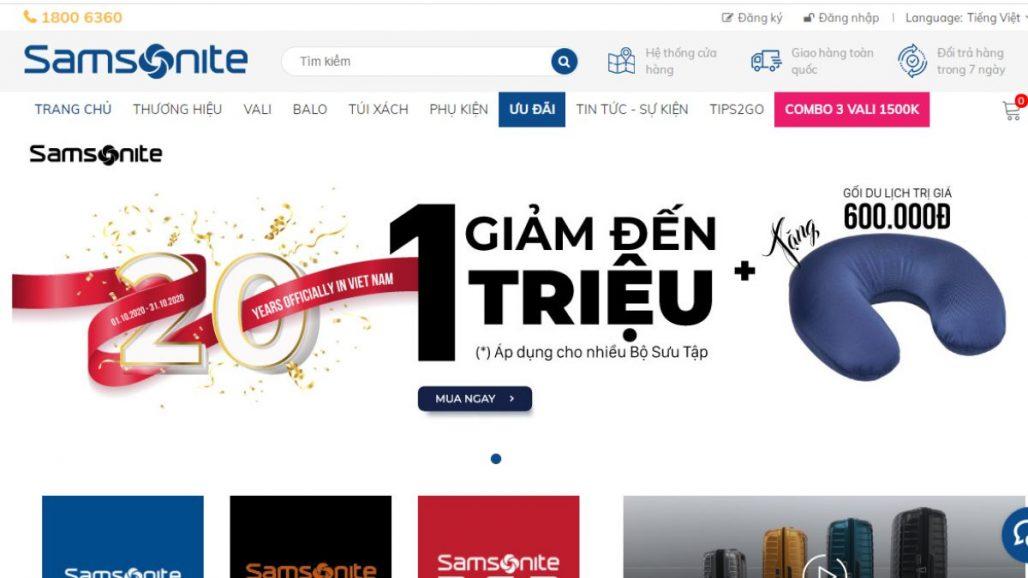 TOP 9 WEBSITE BÁN VALI KÉO, BALO, TÚI XÁCH UY TÍN 2021