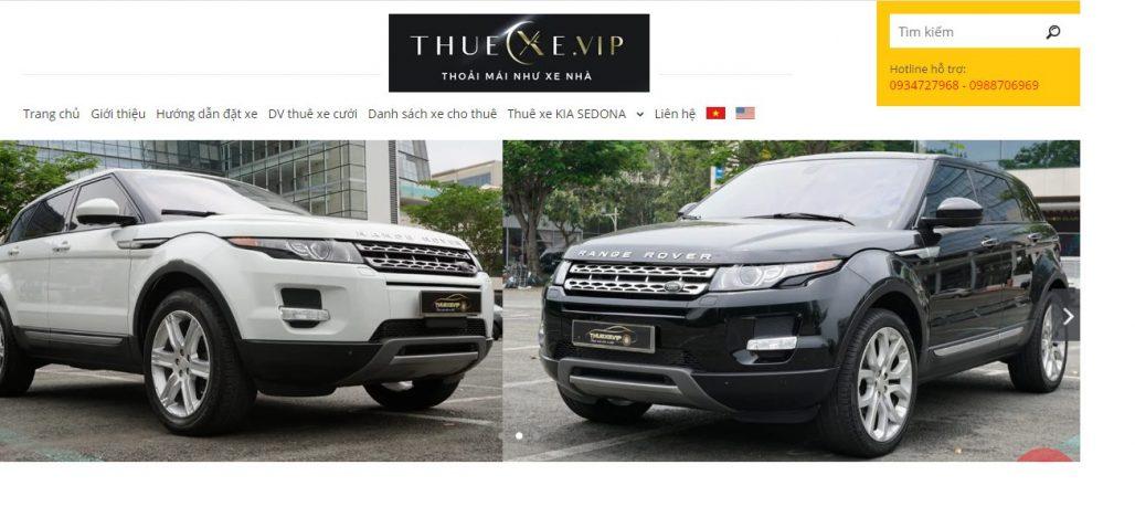 (2021) Top 10 công ty dịch vụ thuê xe uy tín tại TPHCM