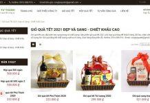 Top 10 công ty cung cấp giỏ quà tết cho doanh nghiệp uy tín tại Hà Nội 2021