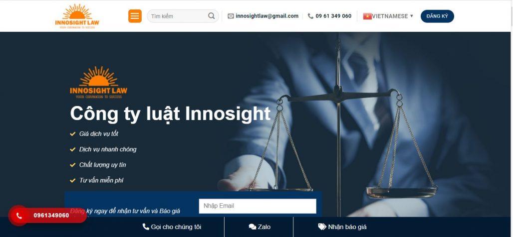 Dịch vụ thành lập công ty INNOSIGHT