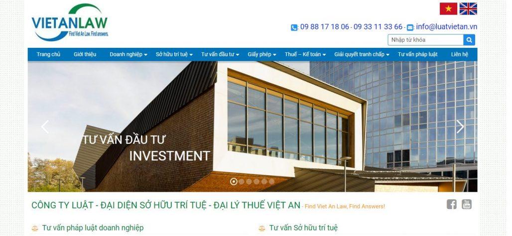Dịch vụ thành lập công ty uy tín Việt An