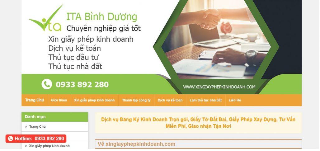 Dịch vụ thành lập công ty xingiayphepkinhdoanh.com