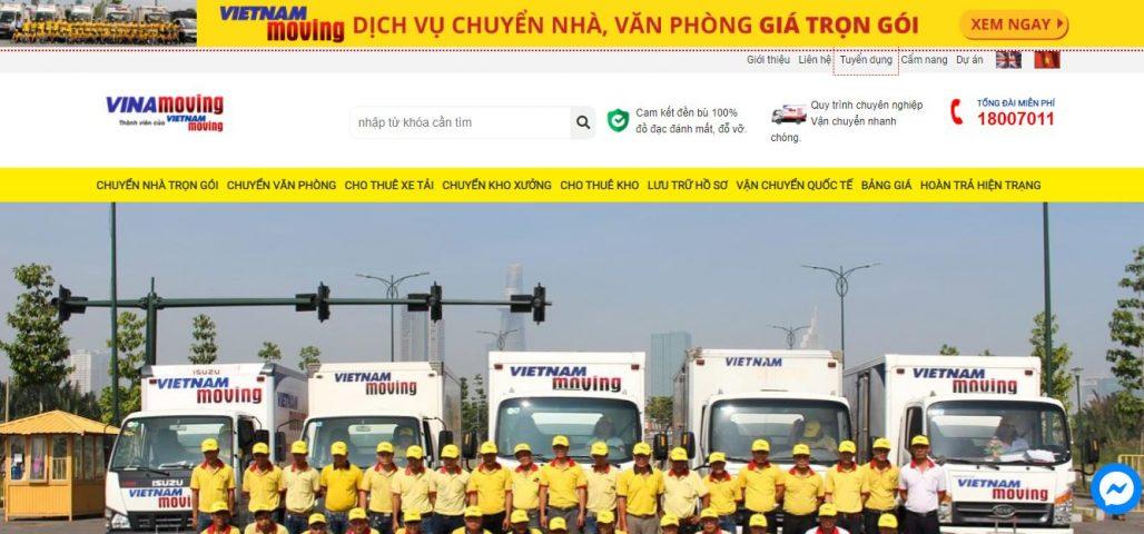 Công ty TNHH VietNam Moving - Huế