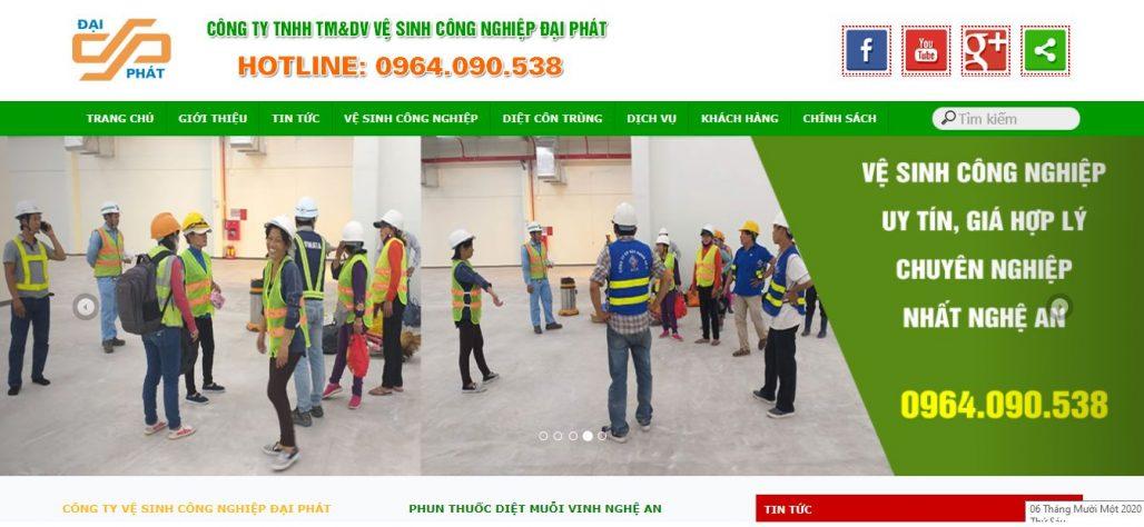 Công ty chuyển nhà Đại Phát TP Vinh