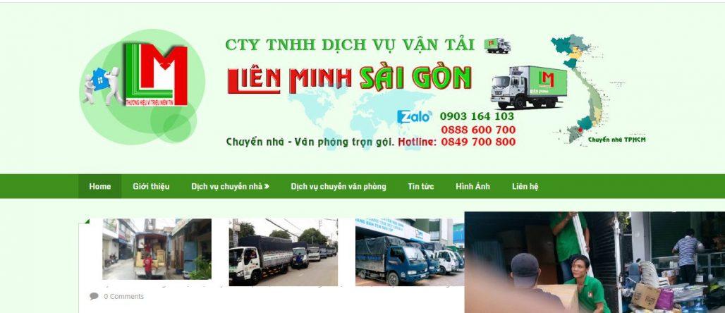 CôngTy TNHH DV Vận Tải Liên Minh Sài Gòn - Huế