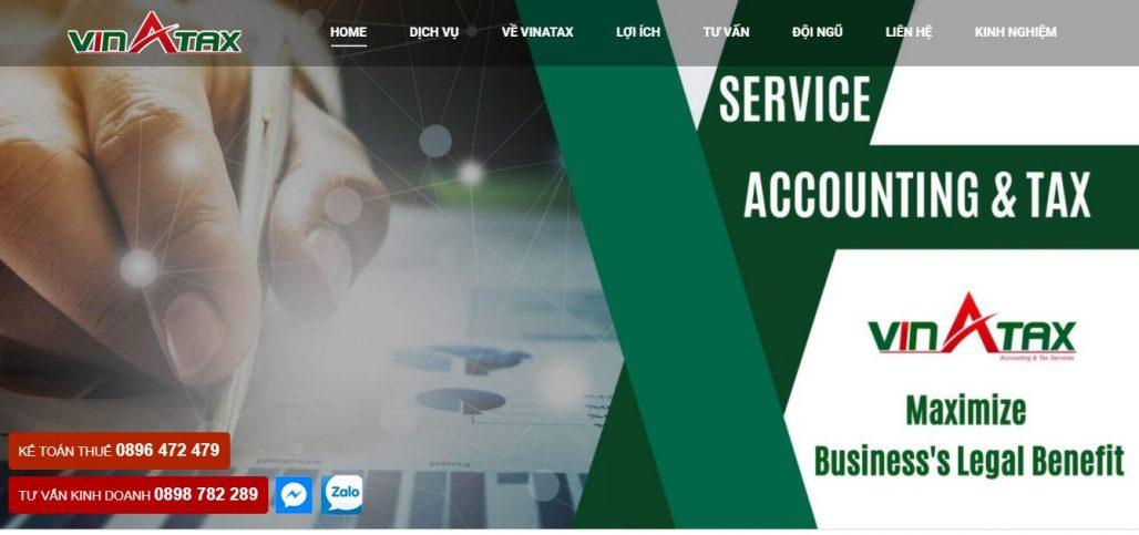 Dịch vụ thành lập công ty Vinatax