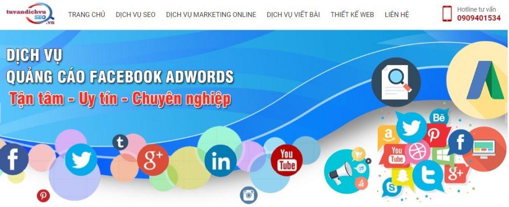 Công ty chạy quảng cáo Facebook Mia Agency