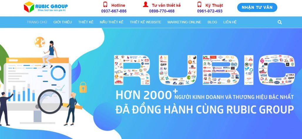 Công ty chạy quảng cáo Facebook Rubic Group