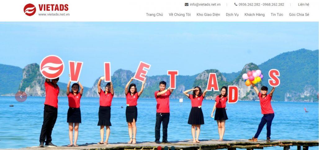 Công ty chạy quảng cáo Facebook Viet Ads