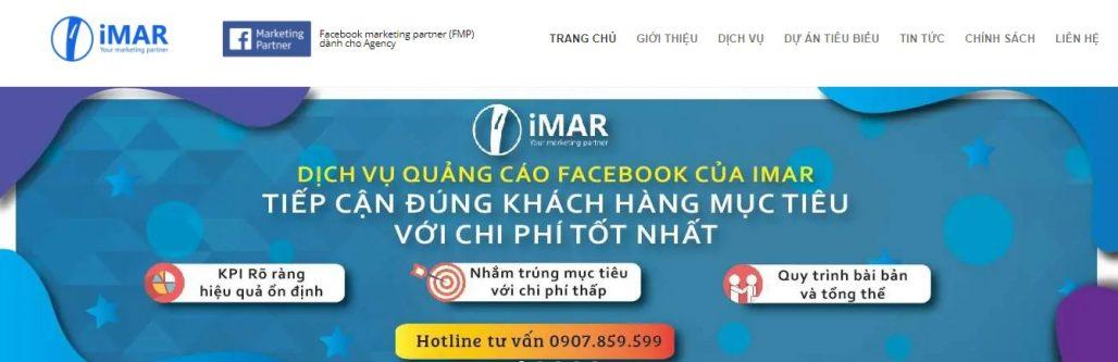 Công ty chạy quảng cáo Facebook IMAR