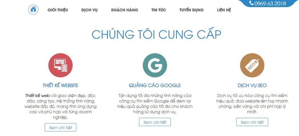 Công ty chạy quảng cáo Google Adwords Sky Việt Nam