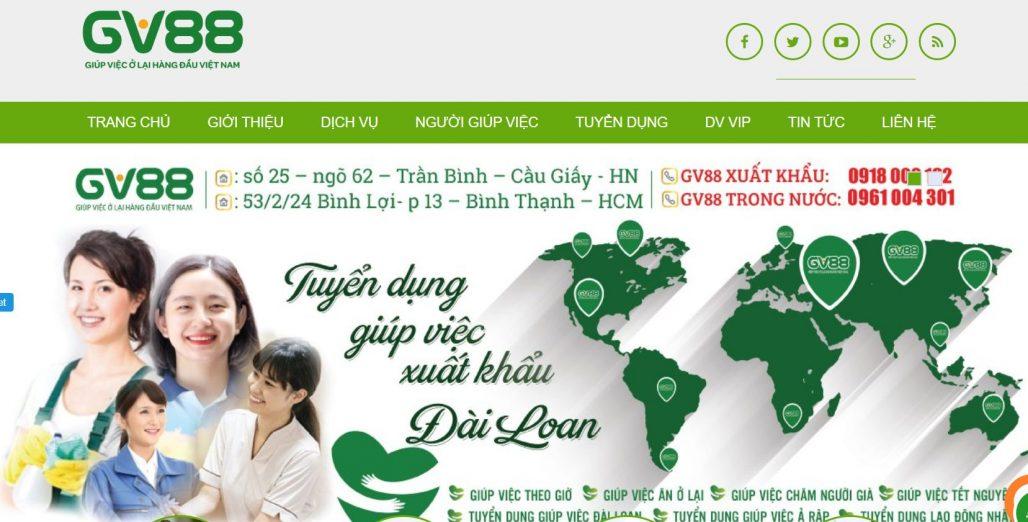Công ty giúp việc tại nhà theo giờ Thanh Bình (Giúp việc 88)