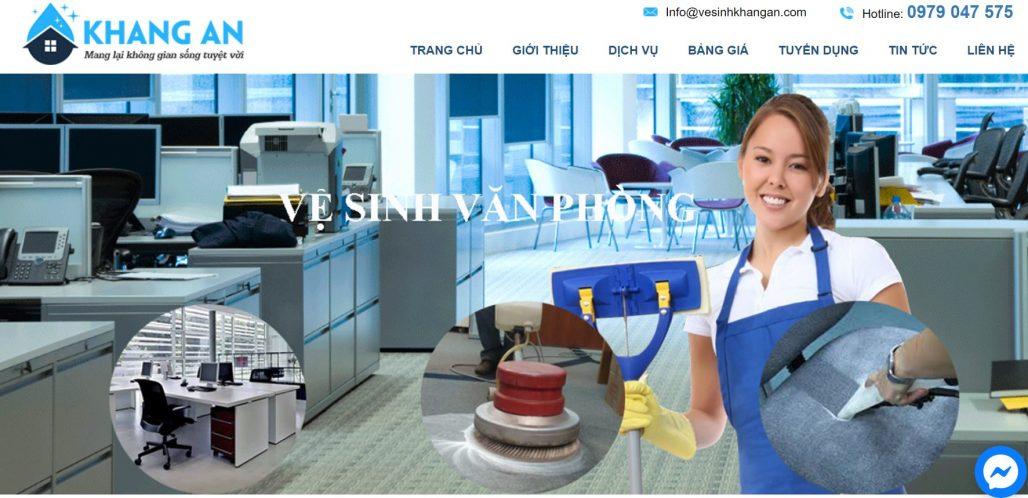 Công ty giúp việc tại nhà theo giờ Khang An