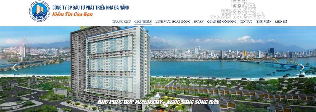 Công ty xây dựng nhà Đà Nẵng NDN