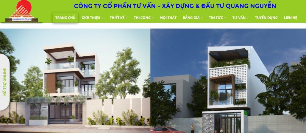 Công ty xây dựng nhà Quang Nguyễn