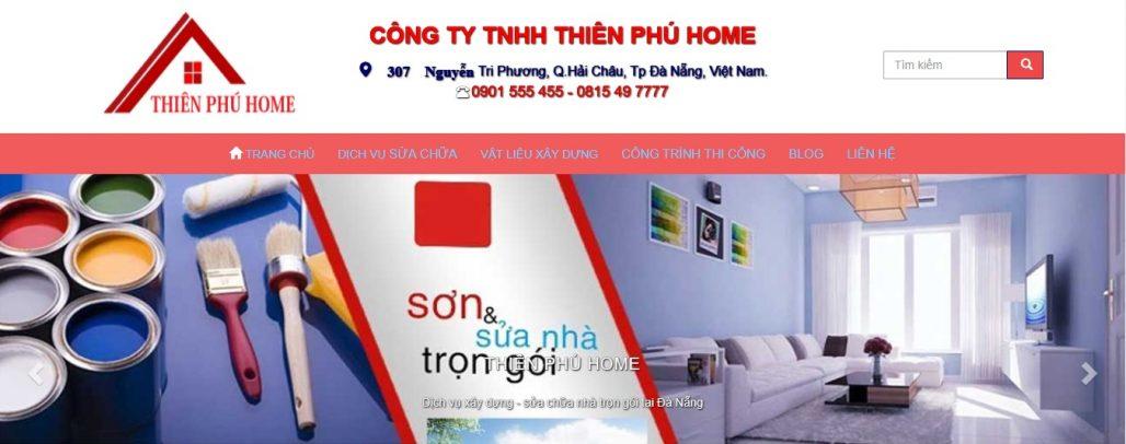 Công ty xây dựng nhà Thiên Phú Home