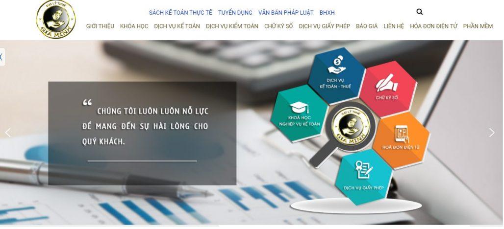Dịch vụ thành lập công ty Gia Minh