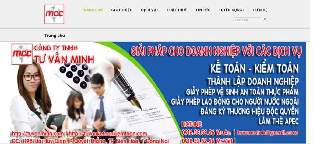 Dịch vụ thành lập công ty - Tư Vấn Minh
