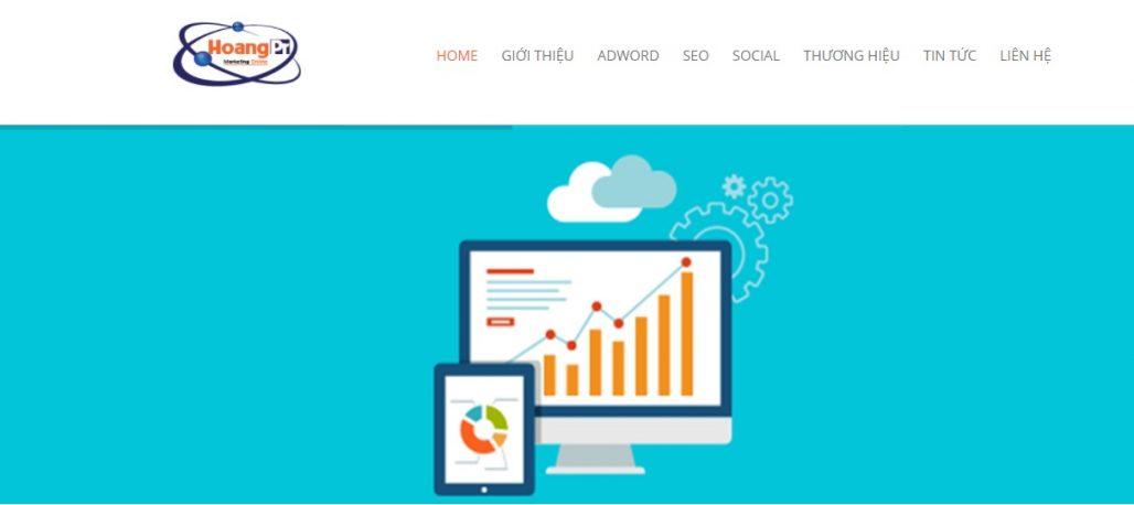 Công ty chạy quảng cáo Google Adwords Hoàng PR