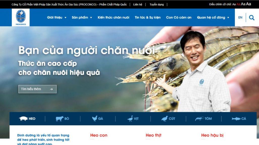 Top 10 công ty thức ăn chăn nuôi uy tín tại Việt Nam 2021