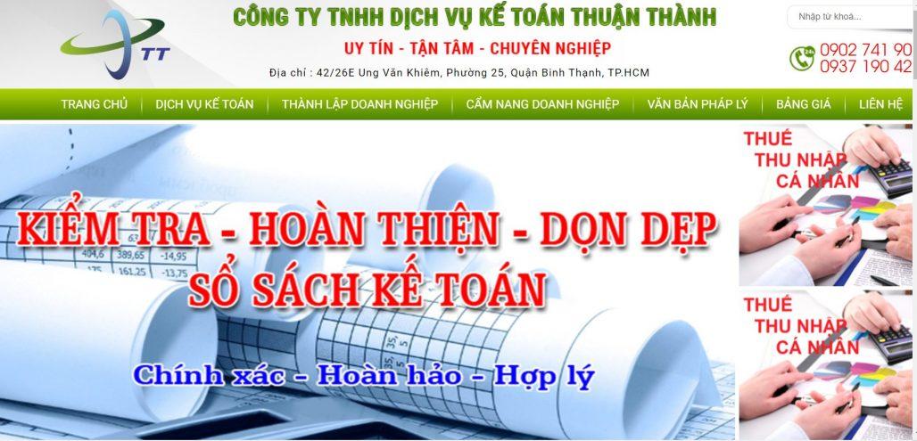 Công ty kế toán Thuận Thành