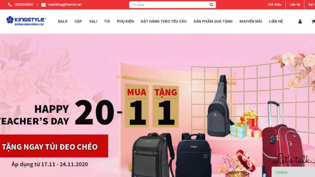 Top 10 công ty may balo túi xách uy tín tại TPHCM 2021