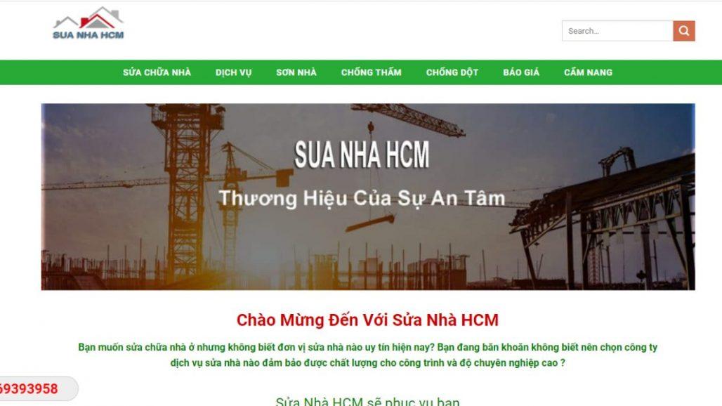 TOP 10 CÔNG TY SỬA CHỮA NHÀ UY TÍN TẠI TPHCM 2021