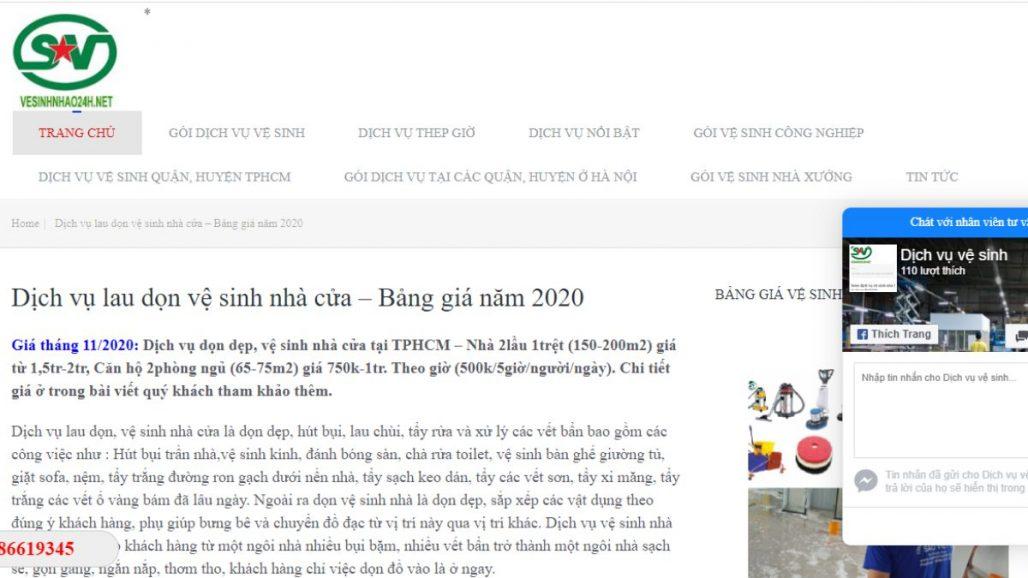 TOP 10 CÔNG TY VỆ SINH CÔNG NGHIỆP UY TÍN TẠI TPHCM 2021