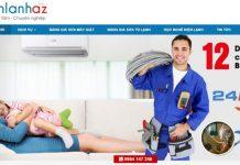Top 9 dịch vụ sửa điều hòa tủ lạnh máy giặt uy tín ở Hà Nội 2021