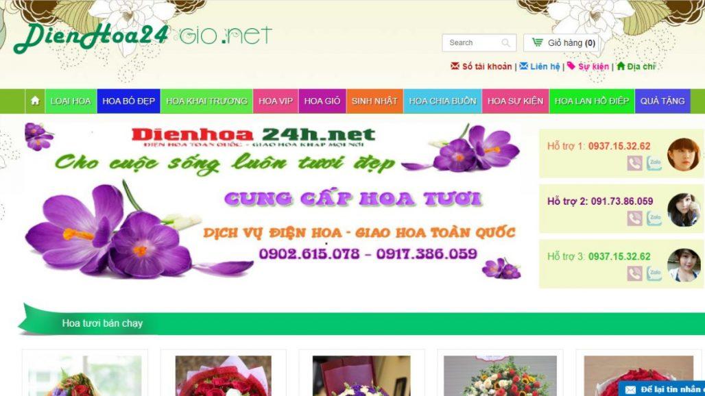 Top 7 shop bán hoa tươi uy tín nhất tại Đà Nẵng 2021