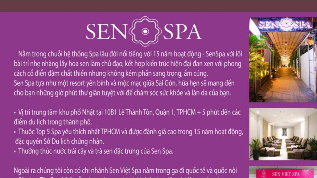 Top 10 spa làm đẹp an toàn và uy tín nhất tại TPHCM 2021