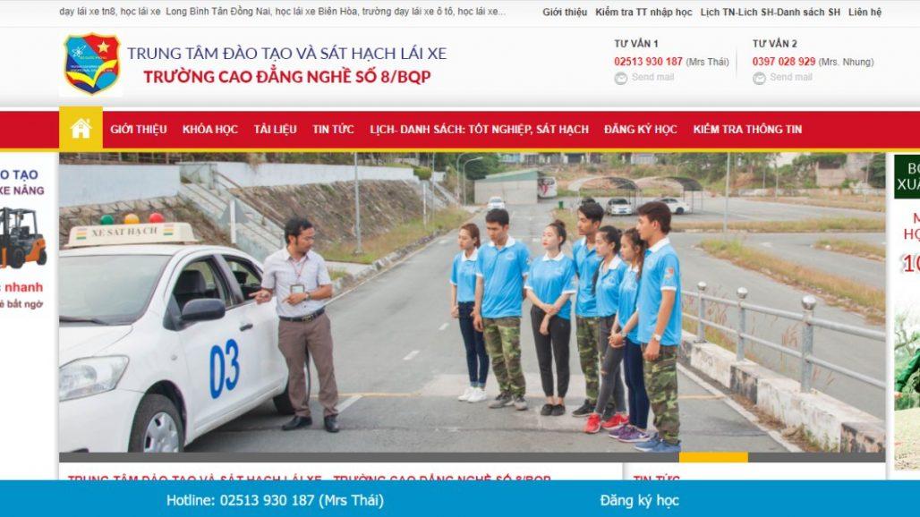 Top 6 trung tâm đào tạo lái xe uy tín tại Đồng Nai 2021