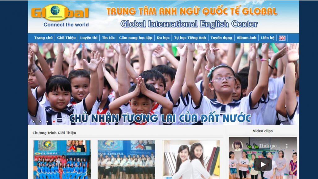 Top 5 trung tâm tiếng Anh uy tín nhất tại TP Vinh - Nghệ An 2021