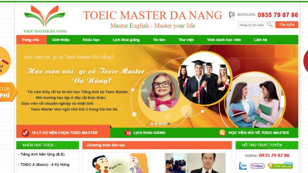 Top 10 trung tâm tiếng Anh uy tín tại Đà Nẵng 2021