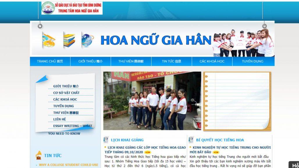 Top 9 trung tâm tiếng Hoa uy tín tại Bình Dương 2021